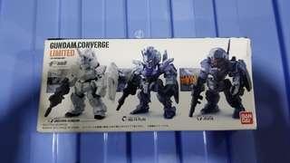 Gundam Converge Unicorn Delta plus Jesta 海外版 全新盒殘