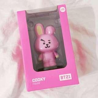BT21 Cooky Standing Figure Doll (L-Size) - RM130