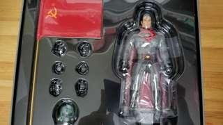 Mezco ONE:12 PX preview exclusive 蘇聯超人 Red Son superman