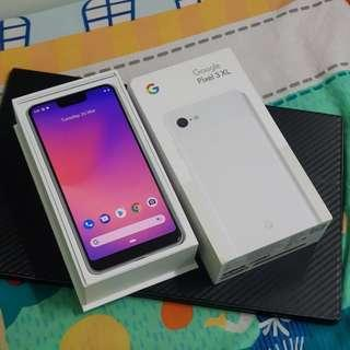 Google Pixel 3 XL 64G Clearly White