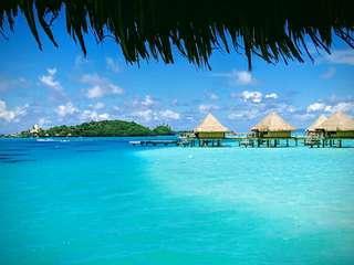 ❤分享💜 大溪地之美 Tahiti Romance