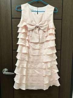 🚚 Cotton inn蛋糕洋裝