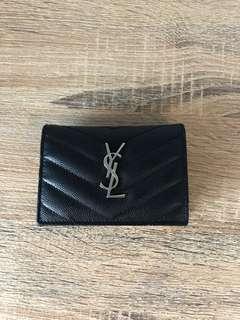 Saint Laurent Loulou compact wallet