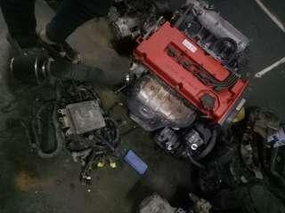ENGINE MIVEC RS COMPLETE