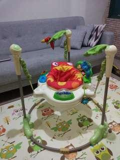 Fisher price Jumperoo rainforest ori