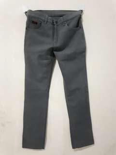 Celana jeans pria bahan cotton jatoh adem