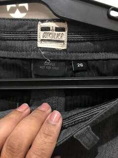 Quiksilver pants - Size 26