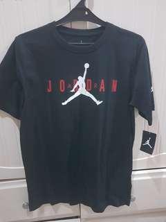Air Jordan Black T- Shirt