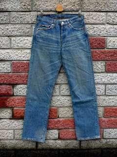 🚚 Levis 501 二手牛仔褲- 正品 日版-(LEVIS 04501-0195)-W30 L32