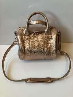 Alexander Wang Bag Rose Gold