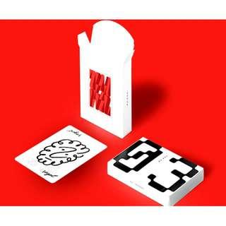 Entry 03 : Peppers Playing Cards