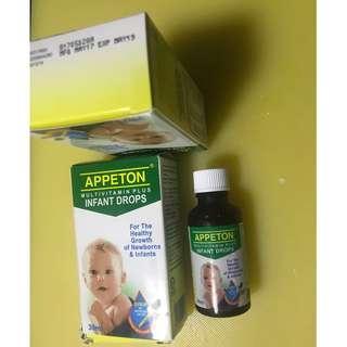 Multivitamins Plus Infant Drops