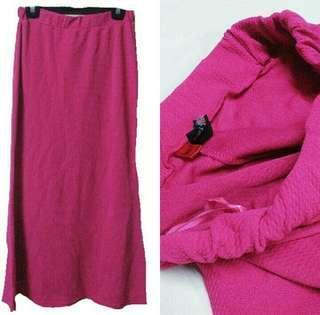 #EverythingPink Long skirt