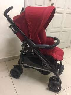 Stroller Peg Perego In Royal Red (2018 edition)