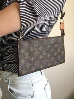 Vintage Louis Vuitton monogram small handbag