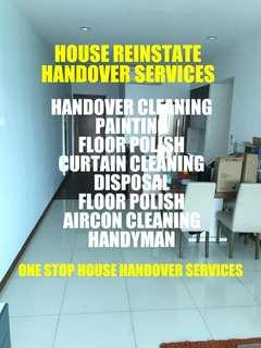 ONE STOP HOUSE REINSTATE N HANDOVER