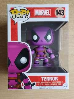 🚚 Terror funko pop