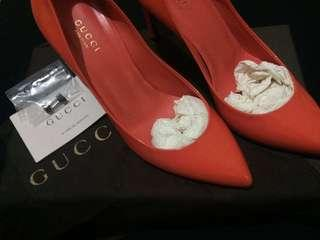 Authentic Gucci Pumps (High Heels)