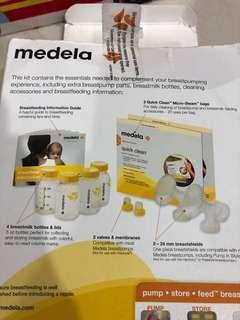🚚 Medela Flanges 24mm