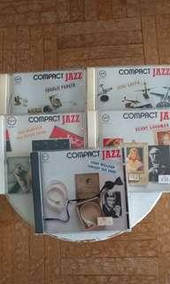 5 Jazz CD compilations from Verve/Emarcy