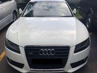 Audi A5 For Lease (Corporate/Individual)