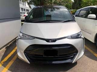 Toyota Previa 2018 for Lease