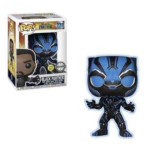 Black Panther Glow