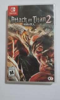 1st Come 1st Served Attack On The Titan 2