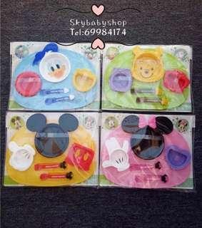 迪士尼bb餐盤