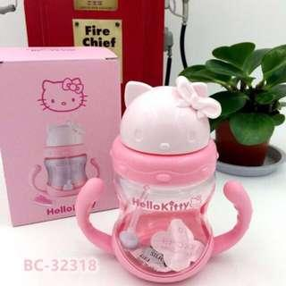 Hello Kitty Water Sippy cup bottle