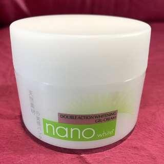 Nano White Double Action Whitening Gel-Cream #SparkJoyChallenge