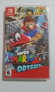 1st Come 1st Served Super Mario Oddesy