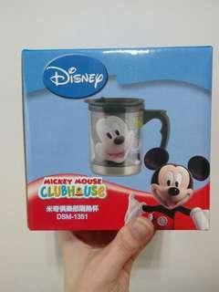 🚚 米奇 迪士尼 隔熱 保溫杯