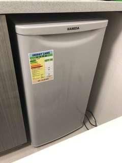 95% new bar frigerator