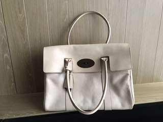 Mulberry Bayswater classic tote bag 可上膊皮袋