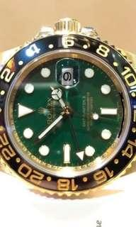 🚚 Buy rolex gmt master ii 116718LN