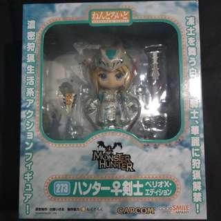Nendoroid Monster Hunter Female Swordman