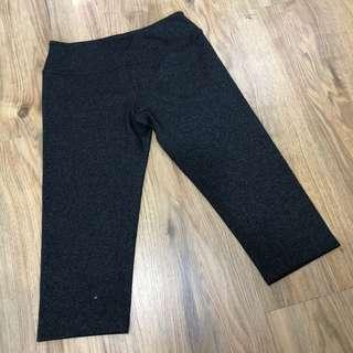 BEYOND YOGA crop leggings