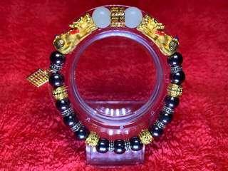 🚚 Pure 999 silver Pixiu Bracelet (custom made)