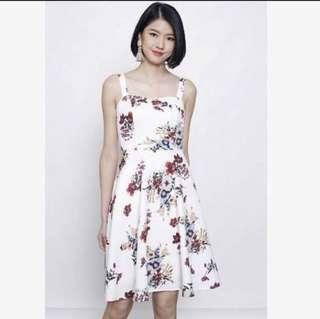 d3f36fbc98d Intoxiquette Peach Pink Lace Dress, Women's Fashion, Clothes ...