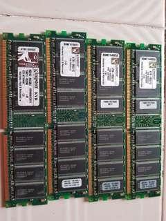 laptop and Desktop PC Ram