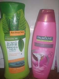 Follow me Shampo