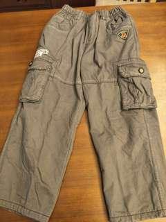 🚚 雙層休閒褲