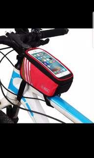 🚚 Cycling Bag with Phone Holder