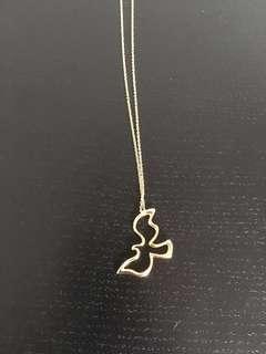 Paloma Picasso's Dove Necklace