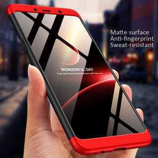 Samsung A9(2018) 360 Full Protection Case