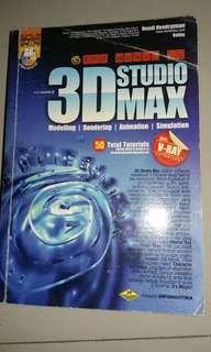 THE MAGIC OF 3D STUDIO MAX BOOK
