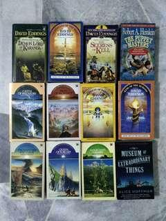 David Eddings & Other Authors