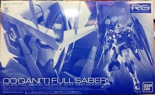 RG 00Q Full Saber
