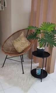 🚚 Forty two Patio chair $50 perfect for raya!